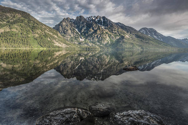 Photograph - Above The Lake by Jon Glaser