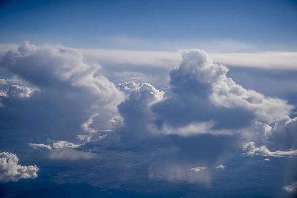 Photograph - Above The Weather by Robert Potts