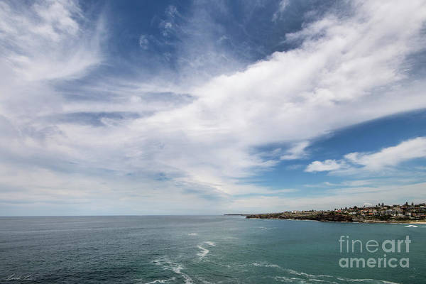 Wall Art - Photograph - Above Us Only Sky by Linda Lees