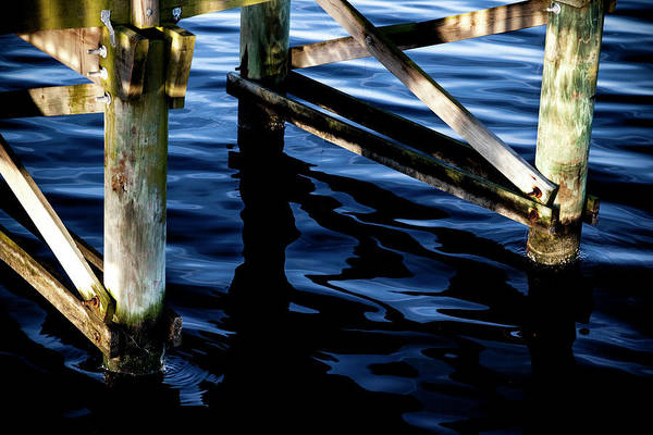 Photograph - Above Water by Eric Christopher Jackson
