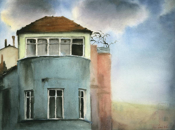 Painting - Absence by Zapista Zapista