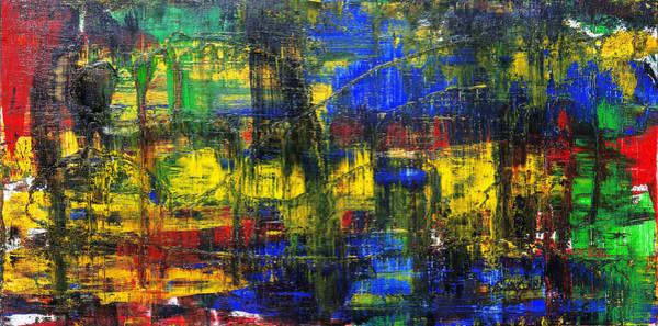 Abstract # 2  Art Print
