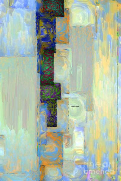 Digital Art - Abstract 01157 by Rafael Salazar