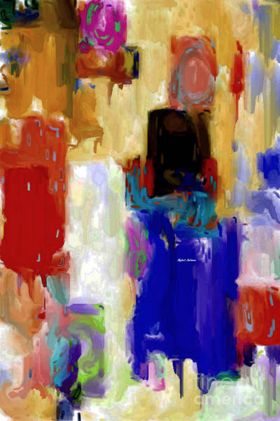 Digital Art - Abstract 01167 by Rafael Salazar