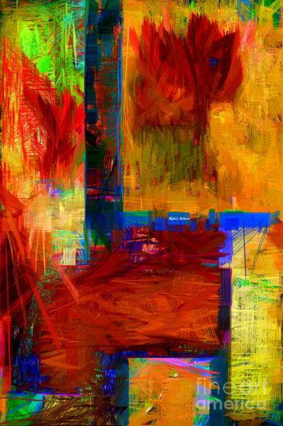 Digital Art - Abstract 0119 by Rafael Salazar