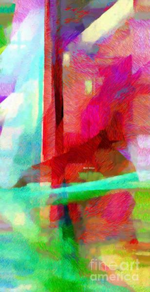 Digital Art - Abstract 0507 by Rafael Salazar