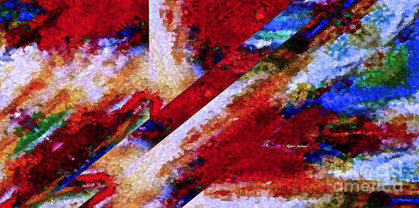 Digital Art - Abstract 0713 by Rafael Salazar