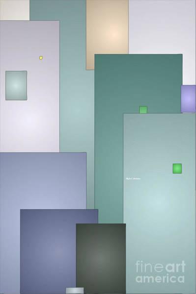Digital Art - Abstract 0845 by Rafael Salazar
