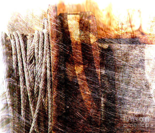 Wall Art - Photograph - Abstract 1 by Susanne Van Hulst