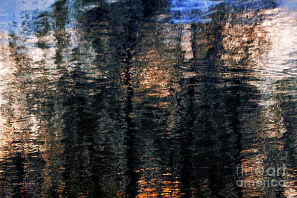 Associated Digital Art - Abstract 1050 by Gerlinde Keating - Galleria GK Keating Associates Inc
