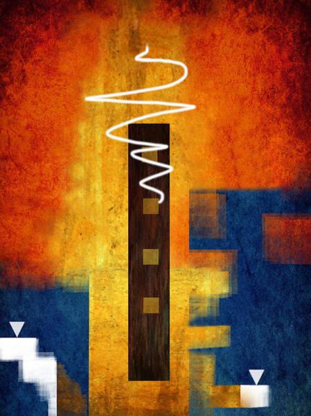 Mottled Wall Art - Digital Art - Abstract 12 by Art Spectrum