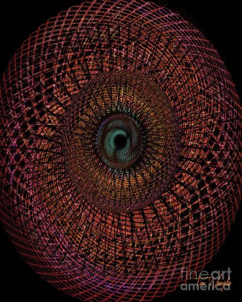 Digital Art - Basket 2 by Tim Wemple