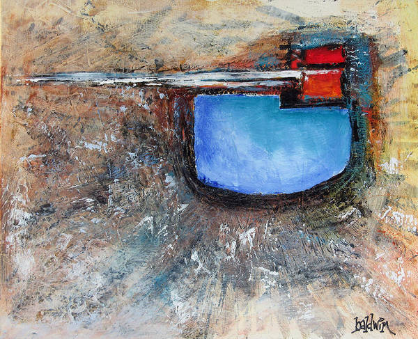 Abstract 200112 Art Print