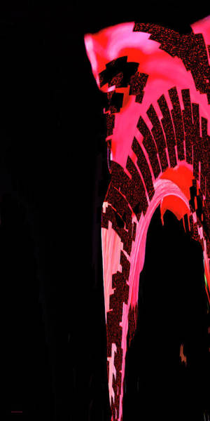 Digital Art - Abstract 2005 by Gerlinde Keating - Galleria GK Keating Associates Inc