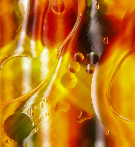 Photograph - Abstract 3 by Robert Mitchell