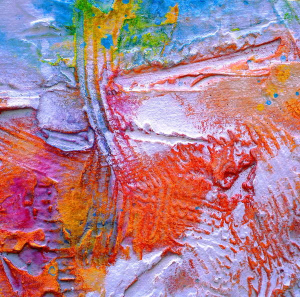 Painting - Abstract 3 by Tracy Bonin