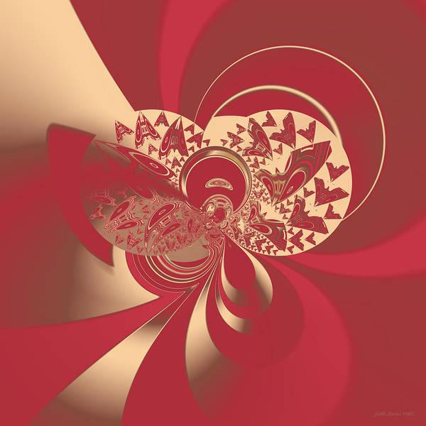 Digital Art - Abstract 384 by Judi Suni Hall