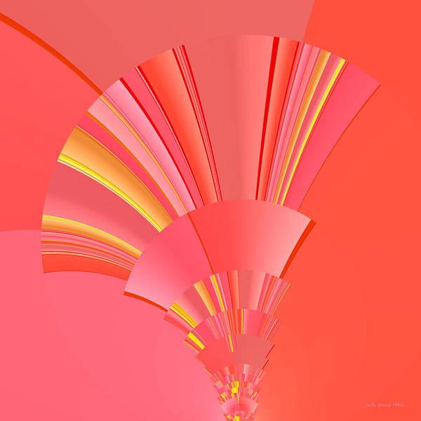 Digital Art - Abstract 386 by Judi Suni Hall