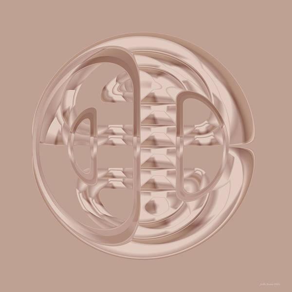 Digital Art - Abstract 398 by Judi Suni Hall