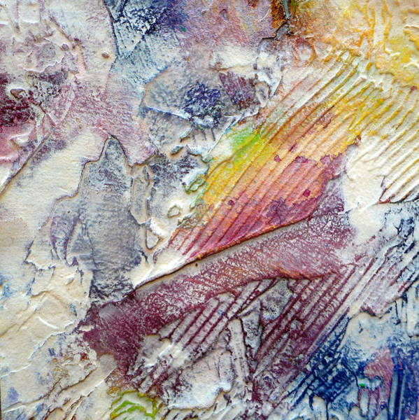 Painting - Abstract 4 by Tracy Bonin