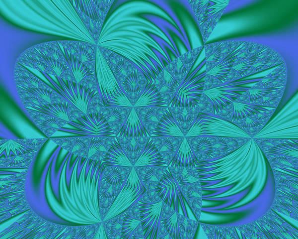 Digital Art - Abstract 404 by Judi Suni Hall