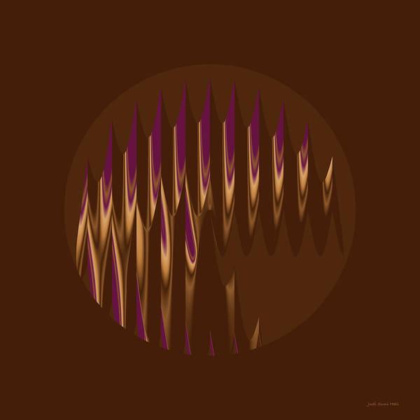 Digital Art - Abstract 418 by Judi Suni Hall