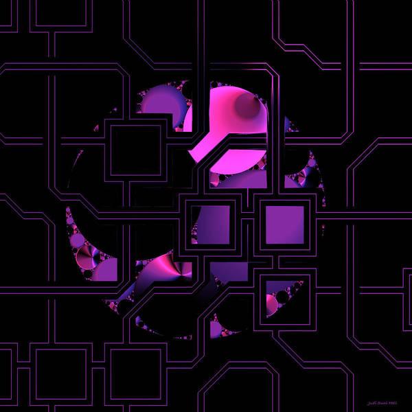Digital Art - Abstract 424 by Judi Suni Hall