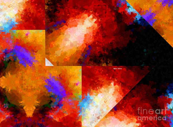 Digital Art - Abstract 470 by Rafael Salazar