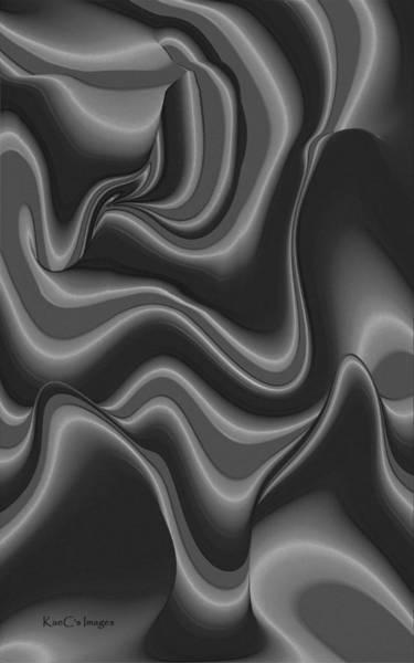 Digital Art - Abstract 515 2 by Kae Cheatham