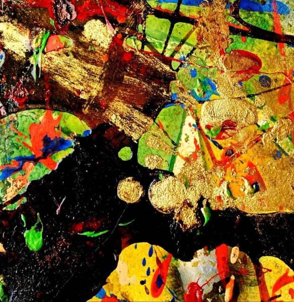 Irish Mixed Media - Abstract 54 by John  Nolan