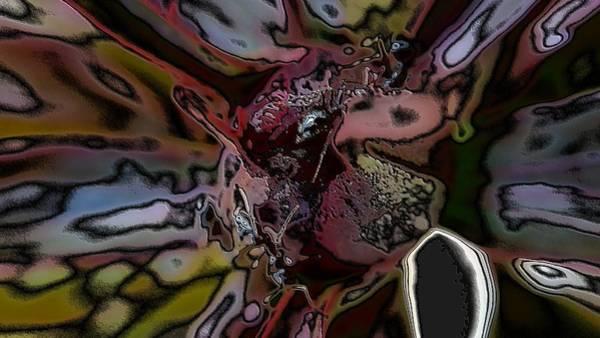 Digital Art - Abstract 6 by Belinda Cox
