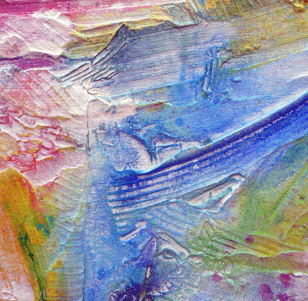 Painting - Abstract 6 by Tracy Bonin