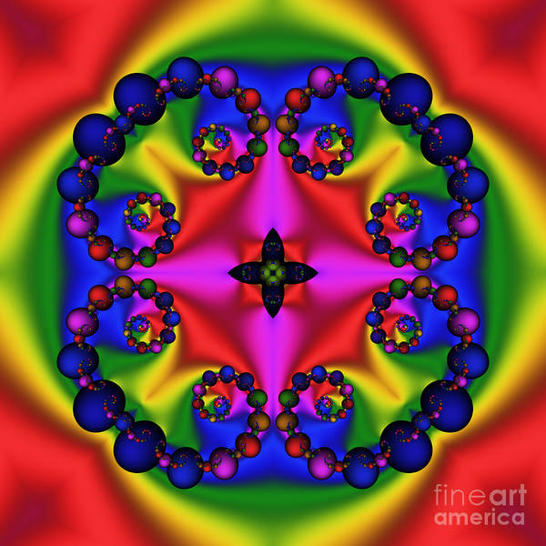 Digital Art - Abstract 600 by Rolf Bertram