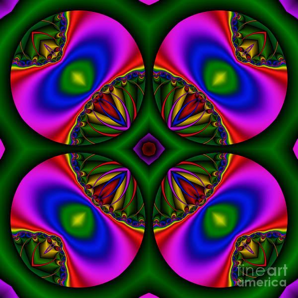 Digital Art - Abstract 606 by Rolf Bertram