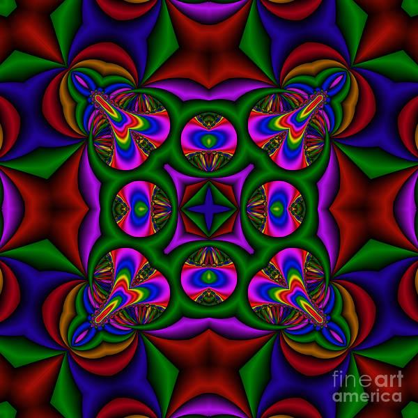 Digital Art - Abstract 608 by Rolf Bertram