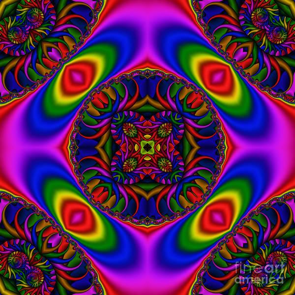 Digital Art - Abstract 616 by Rolf Bertram