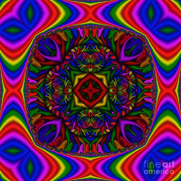 Digital Art - Abstract 617  by Rolf Bertram