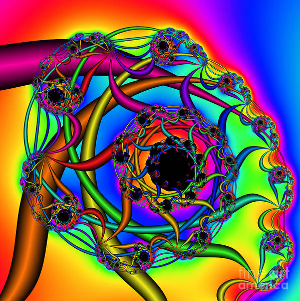 Digital Art - Abstract 65 by Rolf Bertram