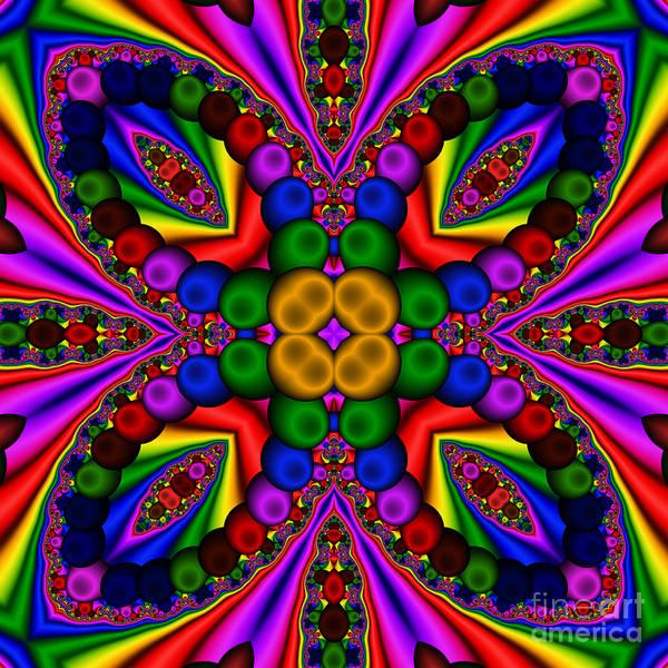 Digital Art - Abstract 659 by Rolf Bertram