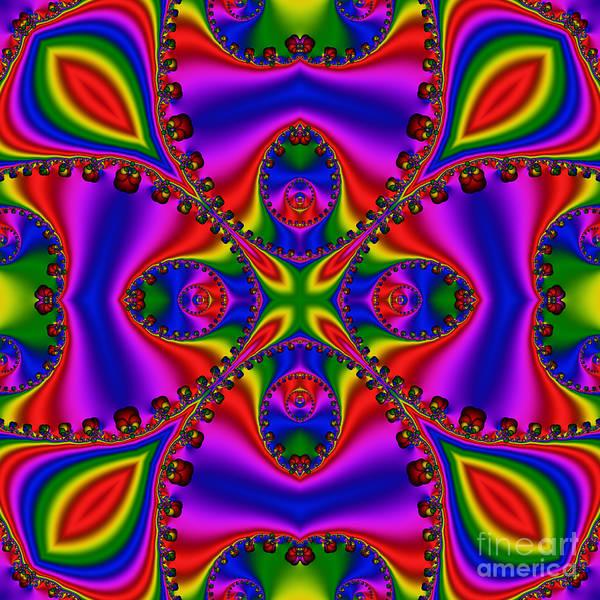 Digital Art - Abstract 663 by Rolf Bertram