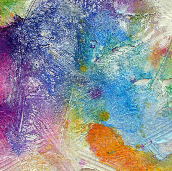 Painting - Abstract 7 by Tracy Bonin