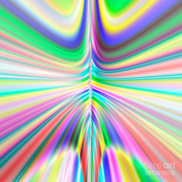 Digital Art - Abstract 701 by Rolf Bertram