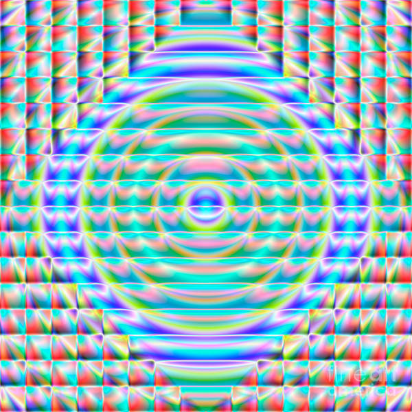 Digital Art - Abstract 717 by Rolf Bertram