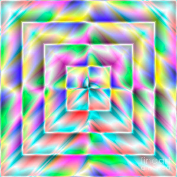 Digital Art - Abstract 729 by Rolf Bertram