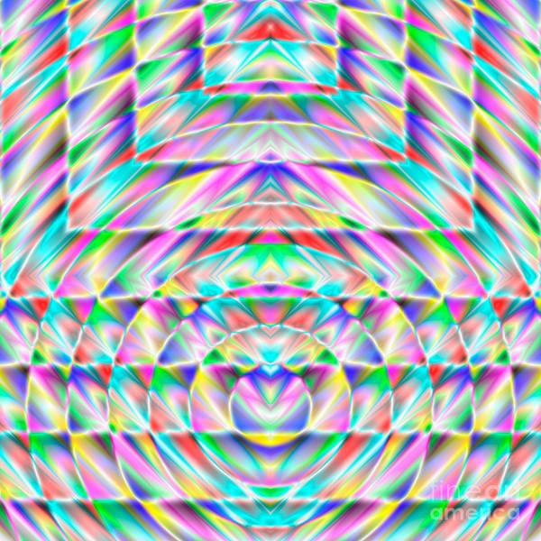 Digital Art - Abstract 730 by Rolf Bertram
