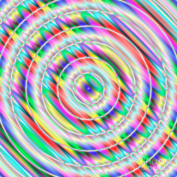Digital Art - Abstract 732 by Rolf Bertram