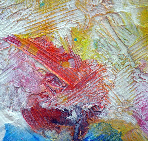Painting - Abstract 9 by Tracy Bonin