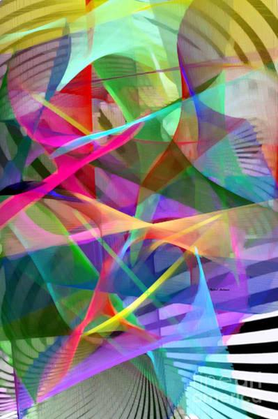 Digital Art - Abstract 9488 by Rafael Salazar