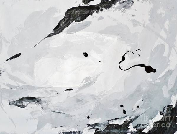 Painting - Abstract Art Project #23 by Karina Plachetka
