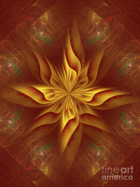 Respect Digital Art - Abstract Art - The Harmony Of A Precious Soul By Rgiada by Giada Rossi